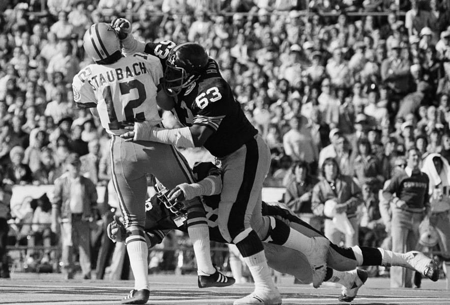Image result for staubach steelers