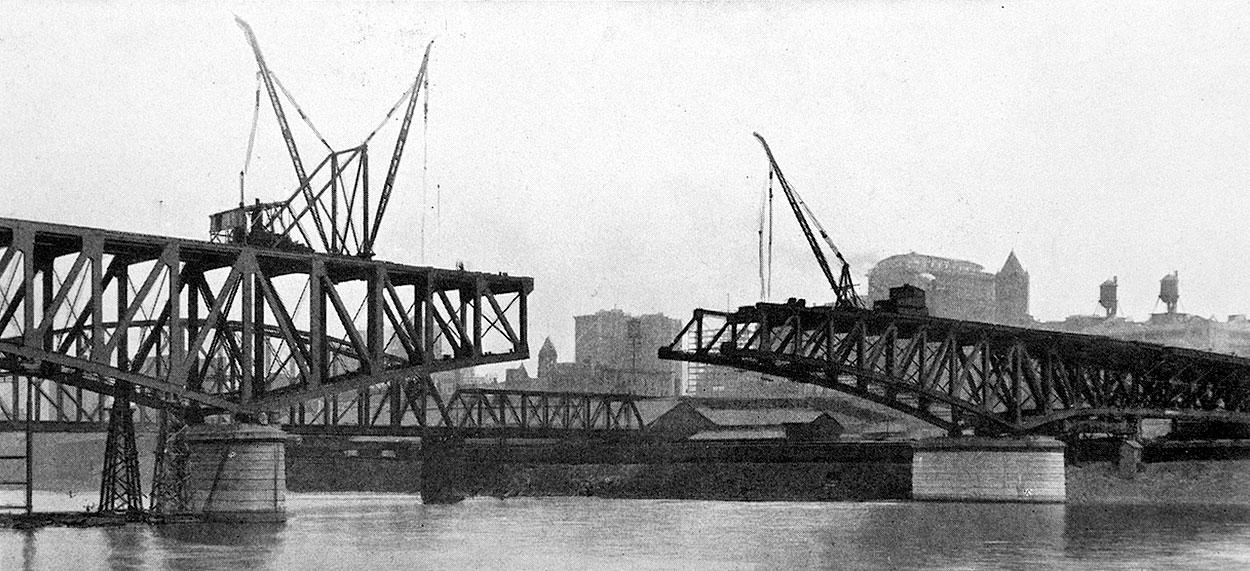 Monongahela River Bridge