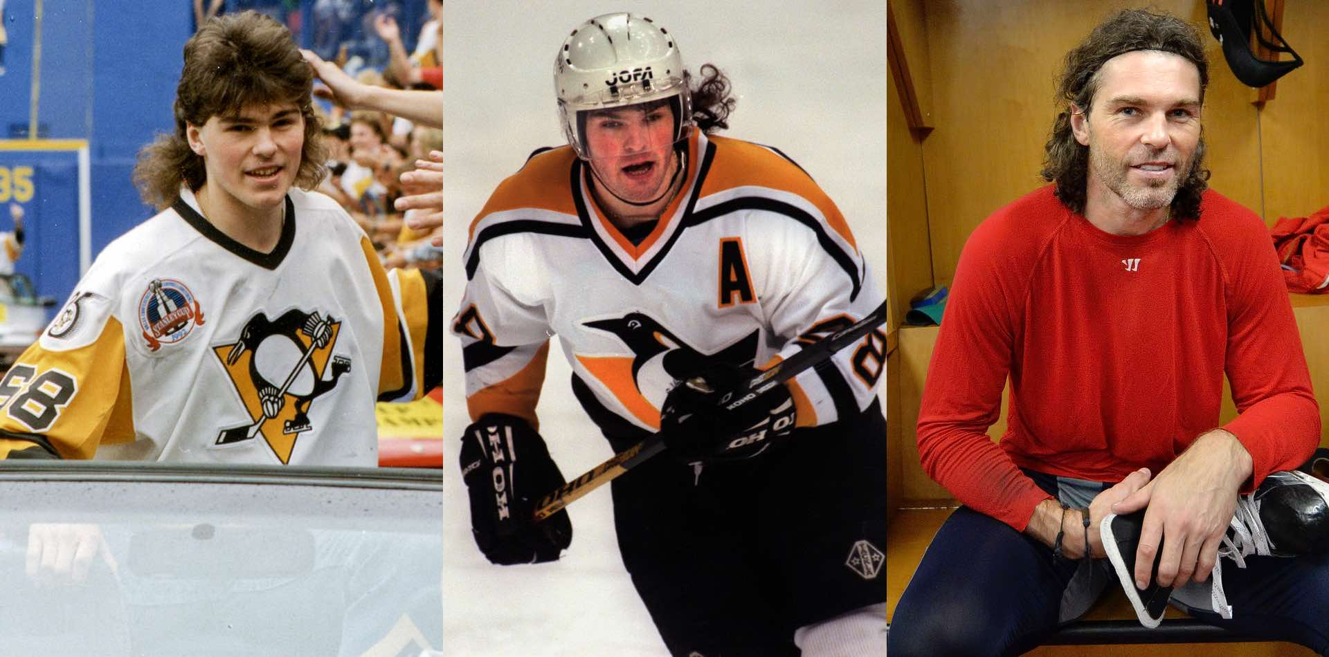 9c3e8c69c3b Jaromir Jagr has no regrets about his past and no plans for his future