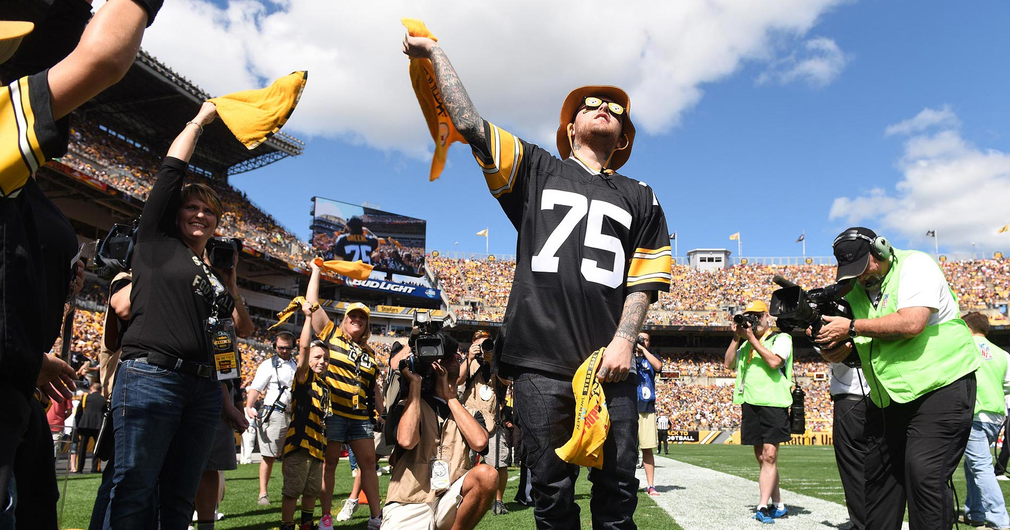 san francisco 30275 13a91 Photos: Steelers vs 49ers: September 20, 2015 | Pittsburgh ...