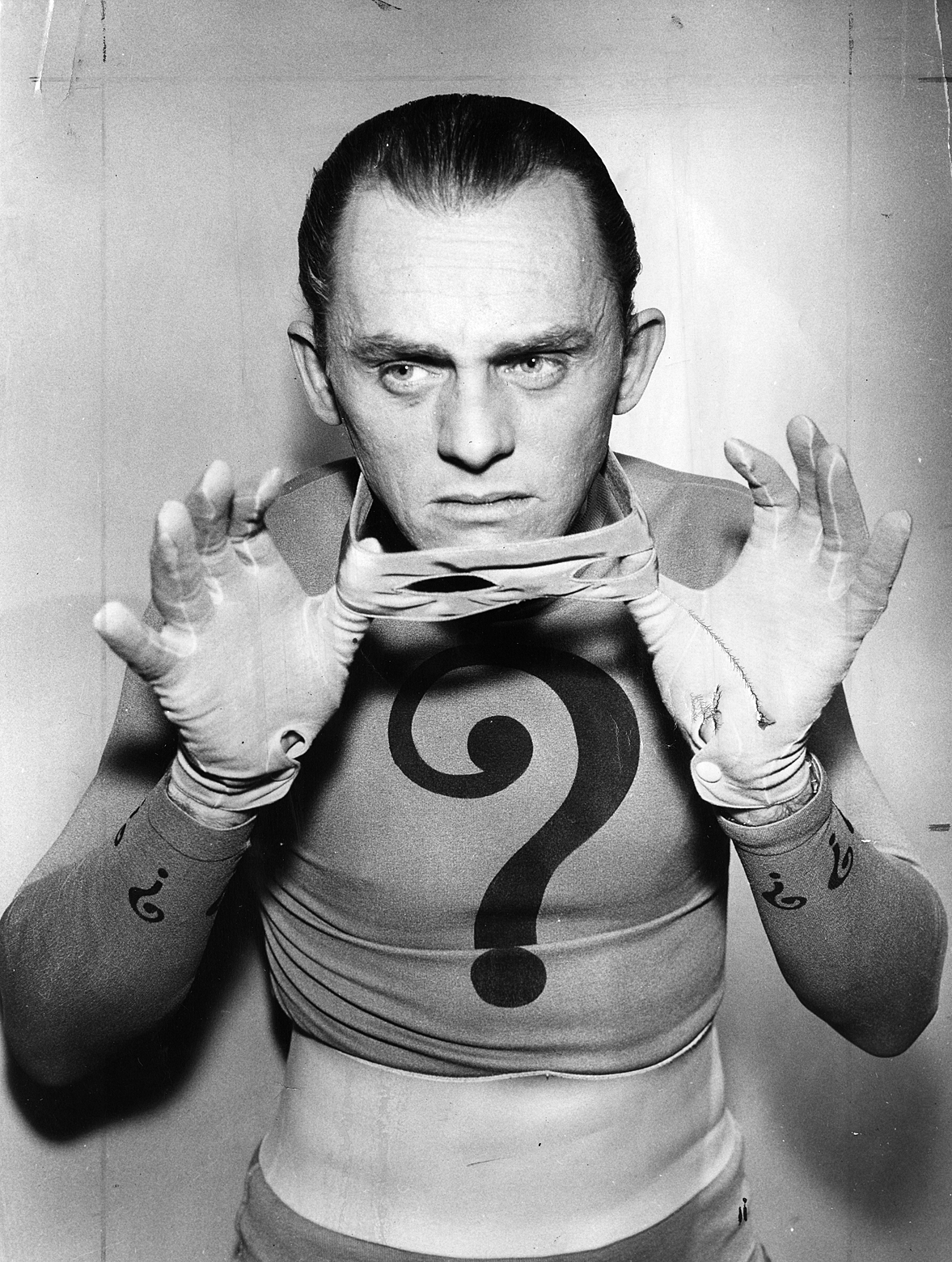 frank gorshin laugh