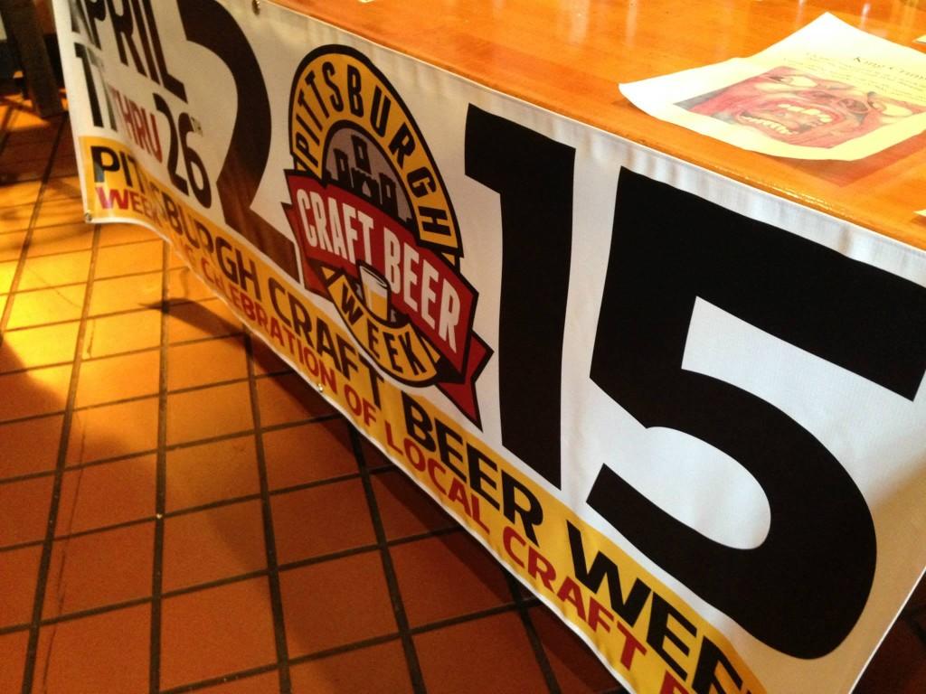 beer week banner