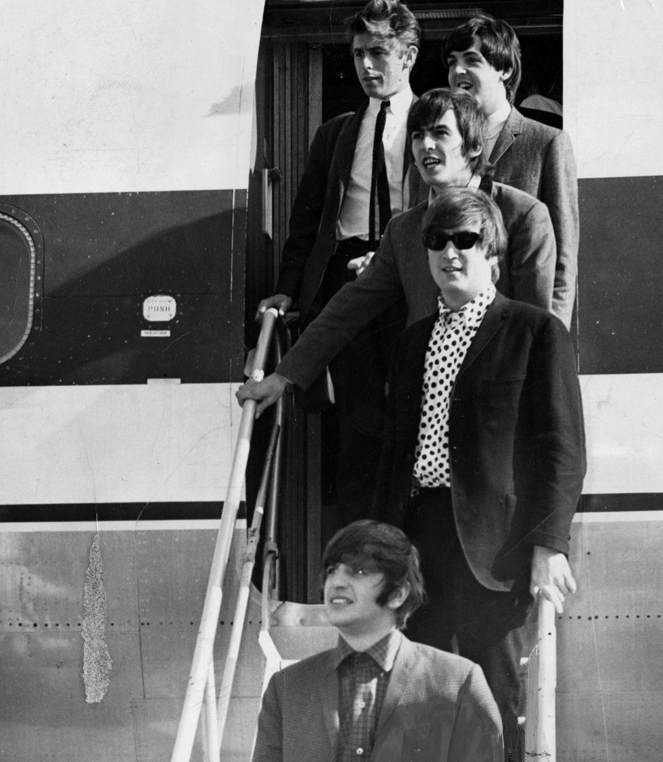 Pittsburgh Post Gazette The Beatles In The Burgh 1964