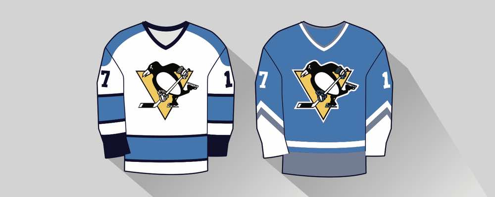 the latest 13290 bafde Better sweaters: Penguins 50 | Pittsburgh Post-Gazette