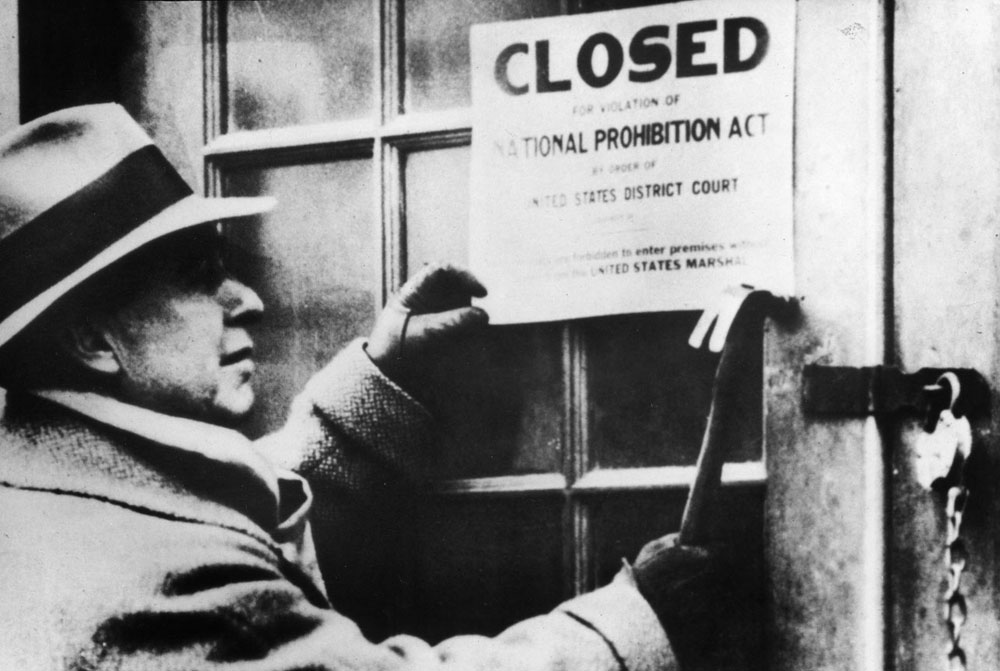 an analysis of the victories of prohibition throughout america Other forms of alcohol were easily available across america and became a way of life for many men in the times during prohibition prohibition created many problems including the increase in the crime rate throughout the us and gang violence.