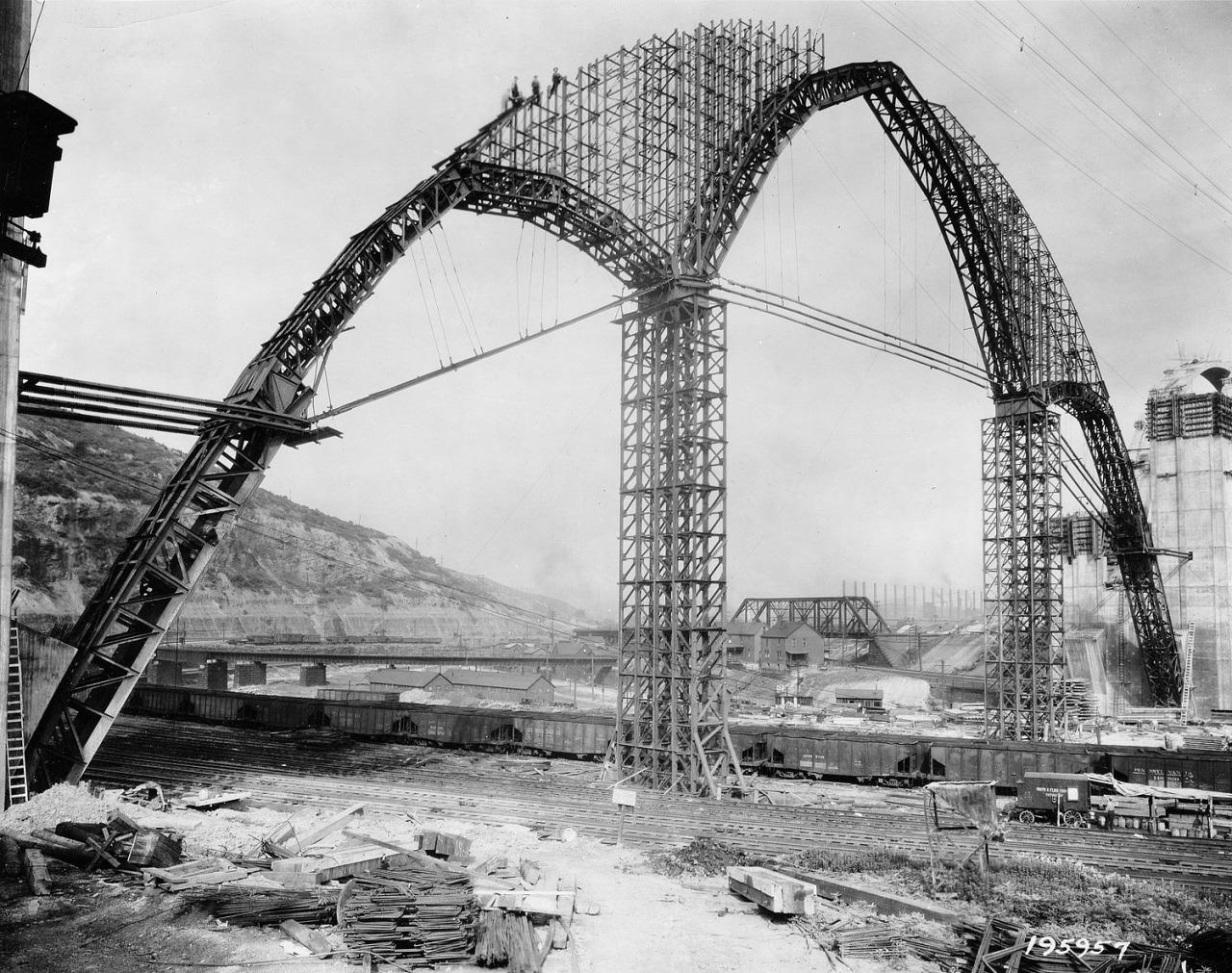 The George Westinghouse Bridge Pittsburgh S Engineering