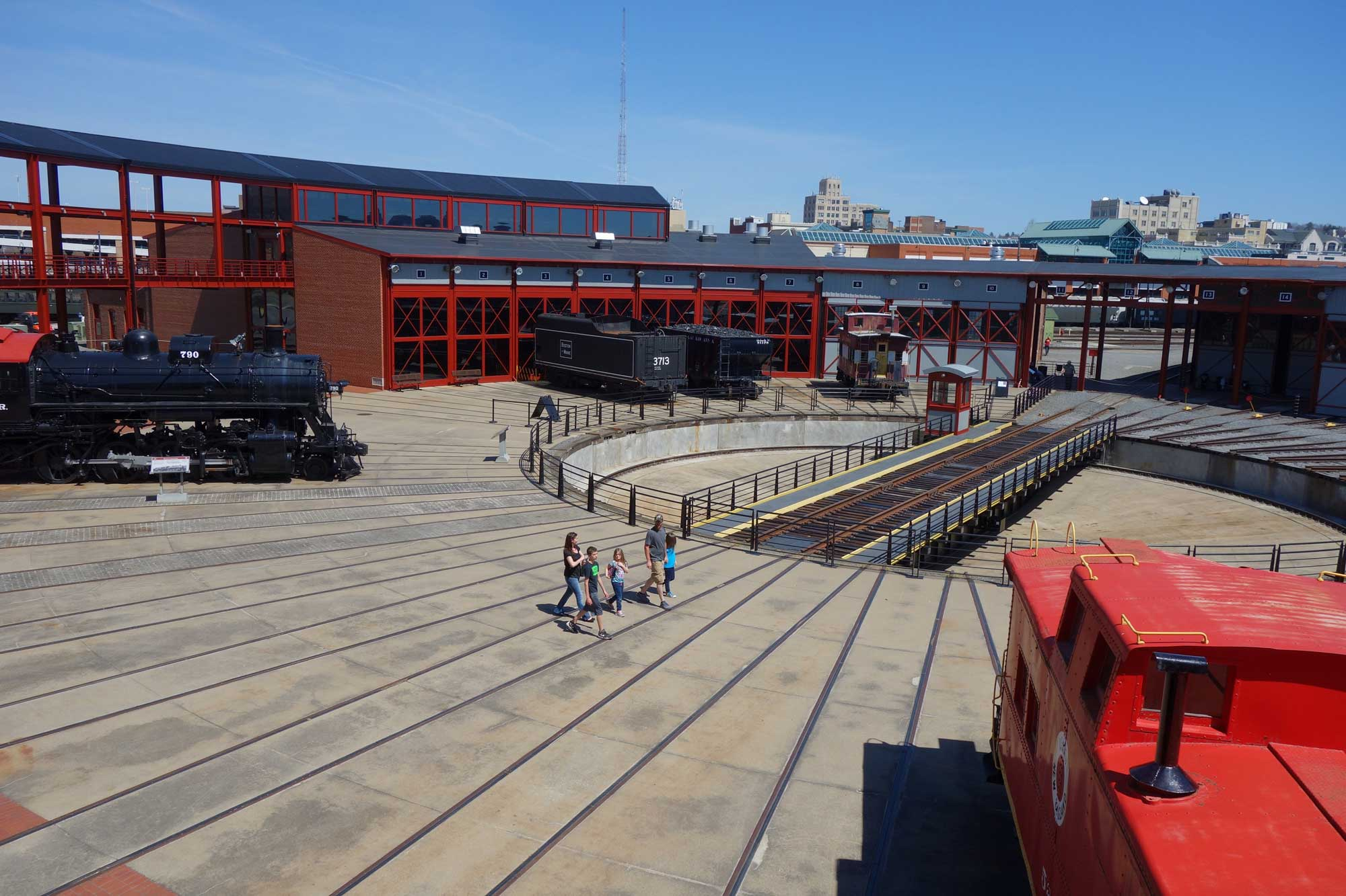 an overview of the steamtown national historic museum Steamtown national historic site in steamtown nhs, scranton pa it was donated to the original steamtown in 1966 here's an overview of some of the historic.