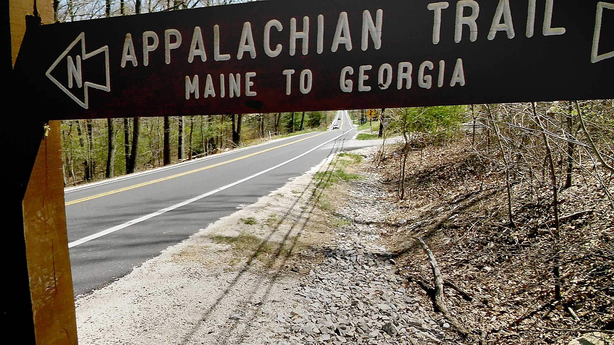 Appalachian National Scenic Trail: Hikers chasing spring – U.S. ...