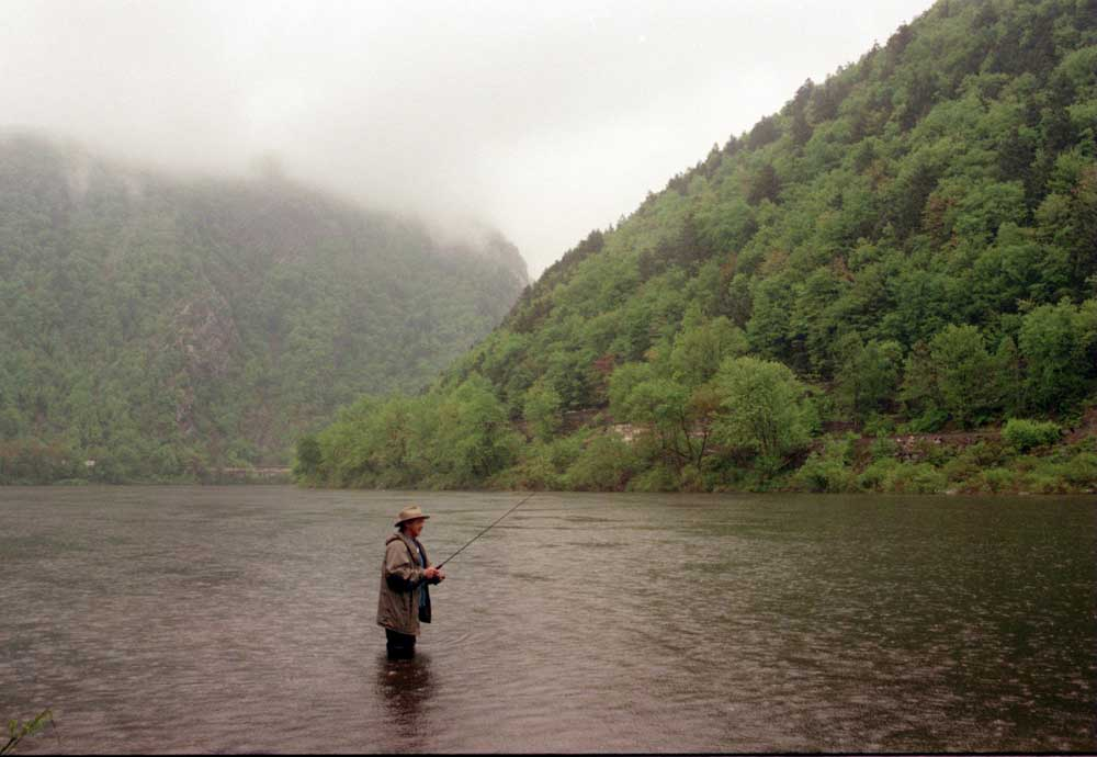 delaware water gap national recreation area home to