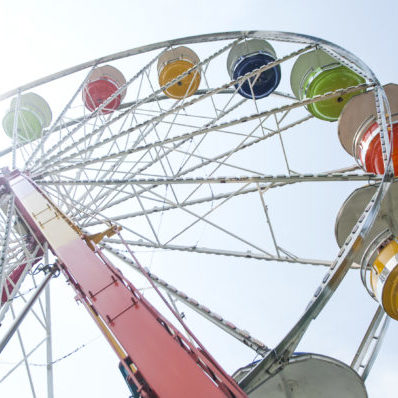 "The ""Wheel of Light"" in Point State Park opens to the public the night of Thursday, July 2, 2015. The nine-story Ferris wheel will be lit up over the Three Rivers Regatta from Thursday to Sunday."